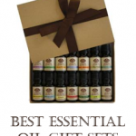 Best Essential Oil Gift Set 2015