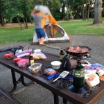 Healthy Camping Food Ideas: How We Eat When Camping