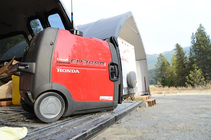 honda portable generators - small honda generator