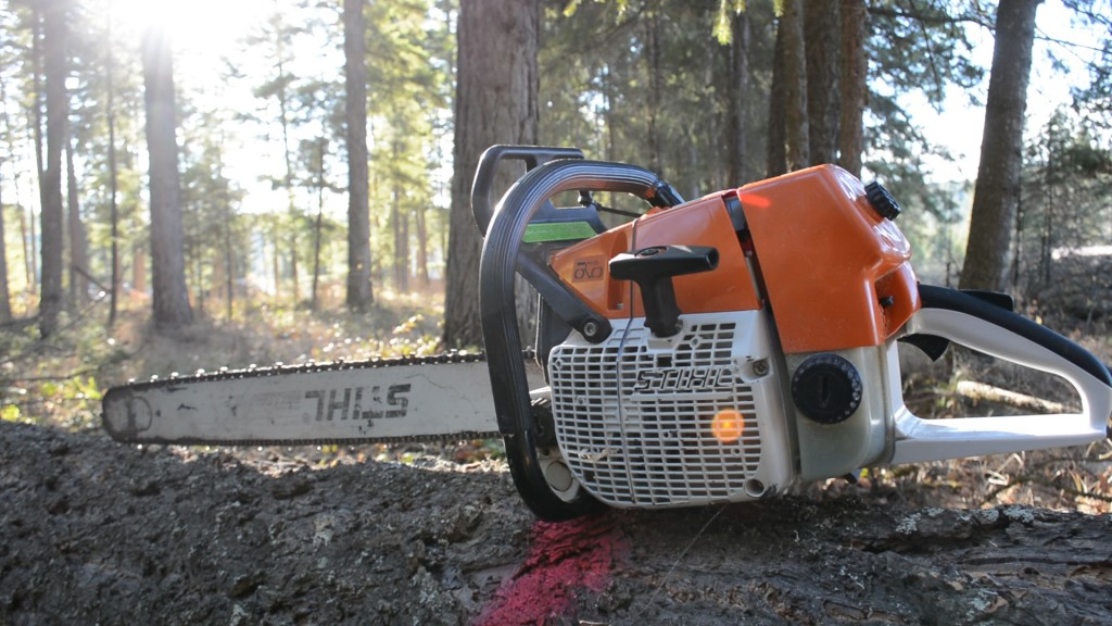 660 Stihl Chainsaw for Timber Framing