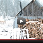 building an off grid cabin for winter