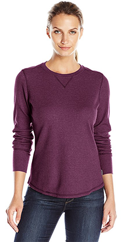 clothing for winter - warm long sleeve t-shirt