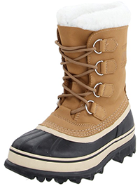 snow boots - warm clothing for winter