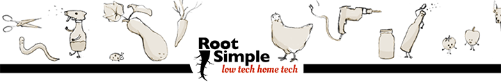 root simple blog