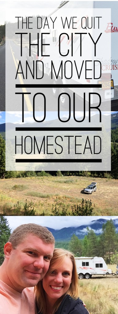 The only impossible journey is the one you never start. Here is the emotional story of the day we quit our lives in the city to move to our completely #offthegrid property in the Pacific Northwest. Nothing went according to plan but we made it!! #homestead #homesteading