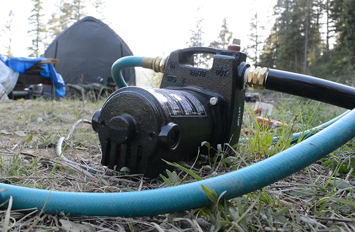 wayne utility transfer pump