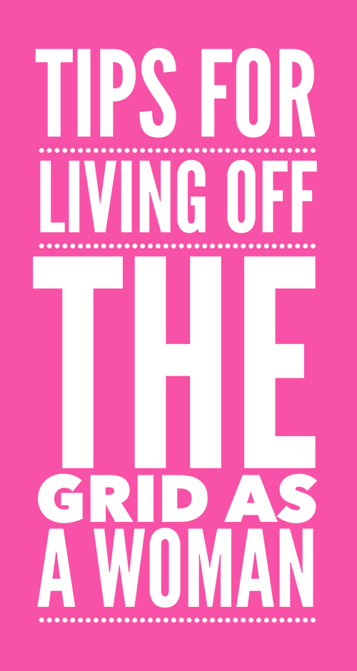 Great stuff for women wanting to live a more self-sustainable lifestyle! #offgrid #homesteading
