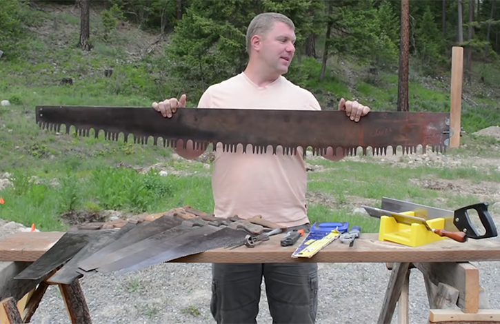 best hand saw for cutting firewood
