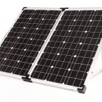 gopower 120 wall portable solar panel kit