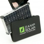 zamp 200 watt solar charging kit