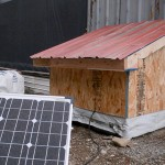 Beginner Timber Frame Projects: A Solar Battery Box