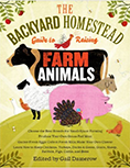 books on homesteading - farm animals