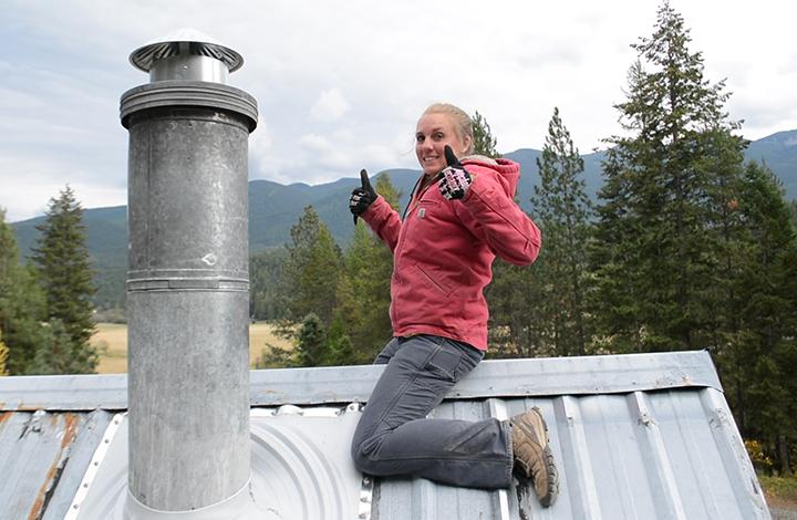 installing-chimney-cap