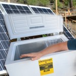 Off Grid Living Appliances: We Got a Chest Freezer!