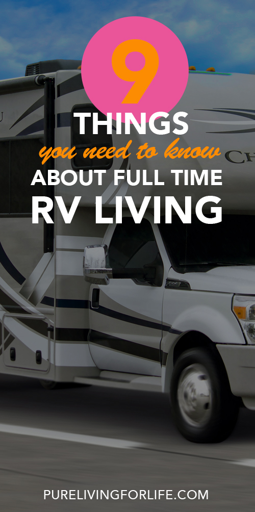 If you're thinking of living in an RV or tiny house full-time, you must read this article!!