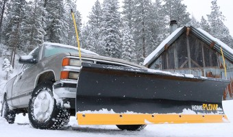 best snowplow for home use