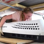 Installing Air Conditioning in Our RV