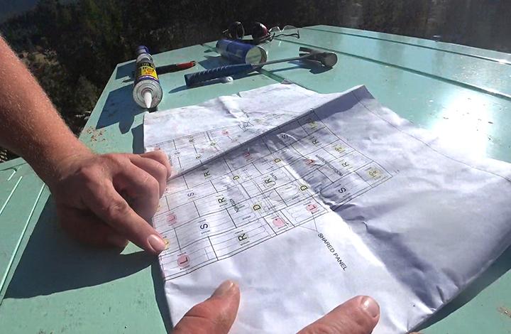 warmboard writing a check