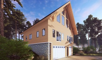 36x36 timber frame house plans
