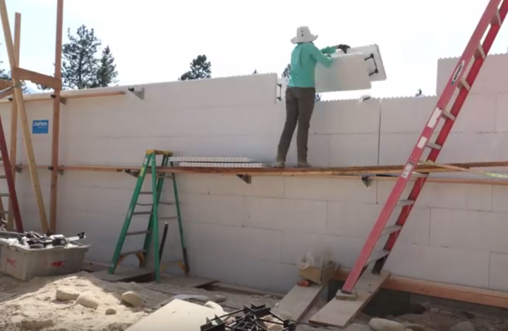 ICF Construction: Full Home Build Experience