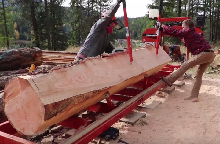 rotating-log-sawmill