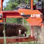 woodmizer lt15 portable sawmill